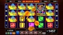 <h5>40 Super Dice slot spelen met €510 bonus!</h5>