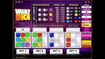 <h5>Vault Dice bij Casino777 met gratis €100!</h5>