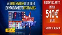 <h5>Always Mystery Dice Game spelen met €510 bonus!</h5>