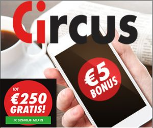 Circusbe mobile promo slots