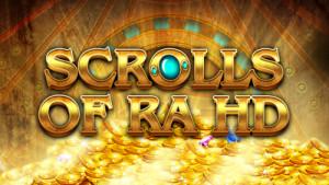 Scrolls of Ra gokkast