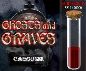 ghosts and graves dice blood