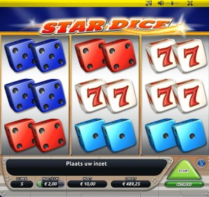 star dice slot