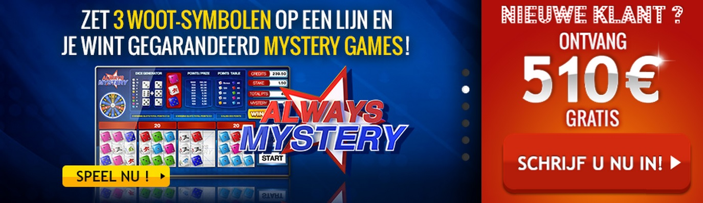 always mystery dice game