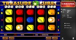 treasure cubes dice slot carousel