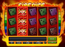 Fire Dice slot