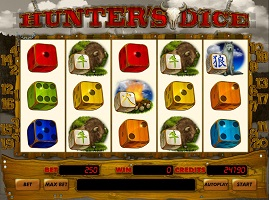 Hunters dice slot