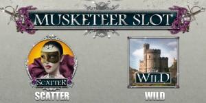 Musketeer Slot online gokkast