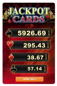 Mystery Jackpot winnen bij Carousel.be