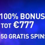 Spellobby van Casino777