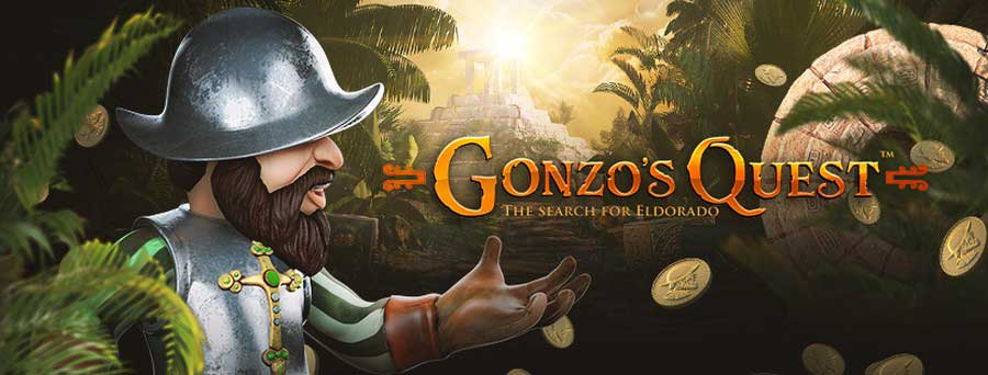 Gonzo's Quest gokkast NetEnt